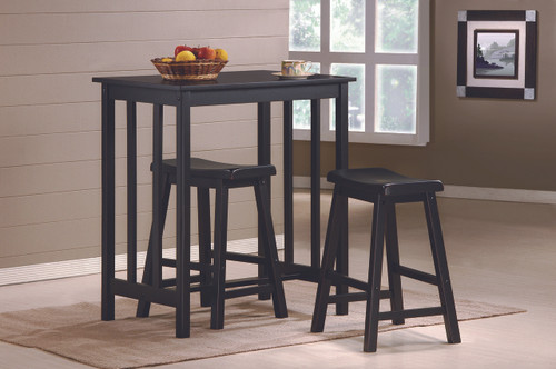 Dina Counter Height Table TOP 3 Piece Set