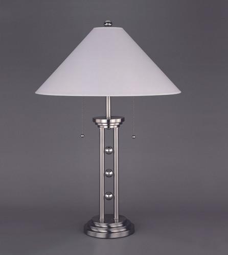 MAGNUM CHROME LAMP (SET OF 2) - 6231T