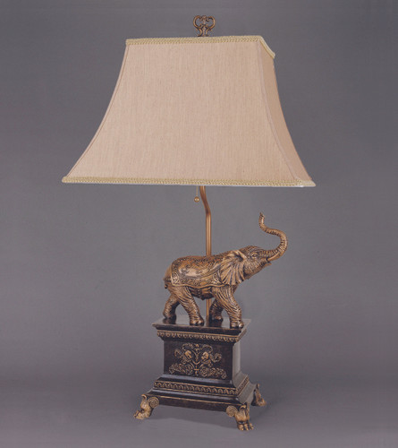 Elephant Lamp (SET OF 2)