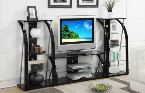TV STAND 8MM TEMPERED GLASS