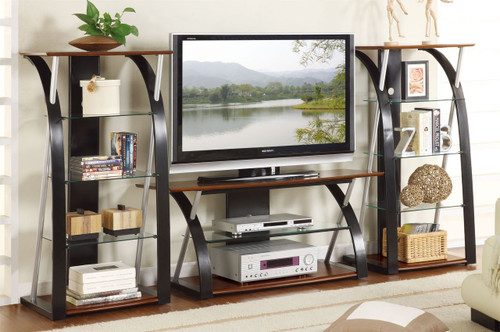 TV STAND WALNUT COLOR