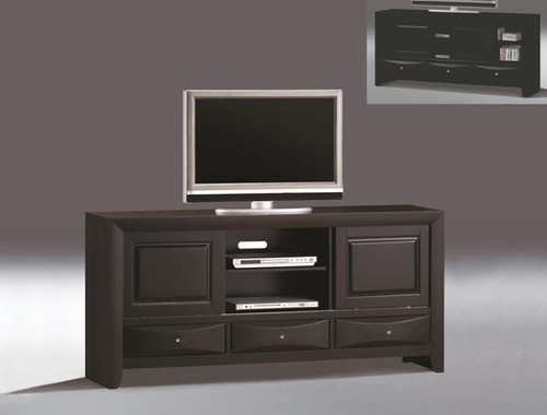Emily Entertainment Console Black