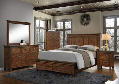 CASSIDY COLLECTION BED
