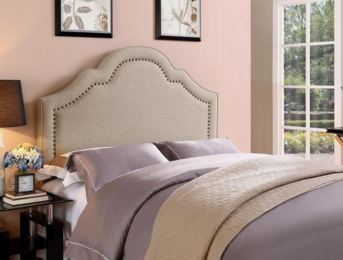 ISABELLA FULL OR QUEEN HEADBOARD - 5268-FQ-HB