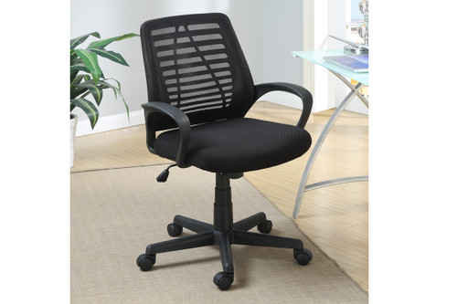 OFFICE CHAIRS CLASSIC BLACK