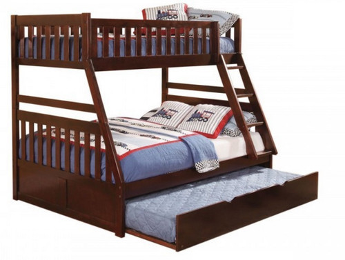 ROWE COLLECTION FULL/TWIN BUNK BED