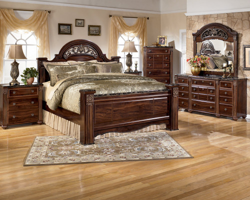 Gabriela Ashley Bedroom Collection