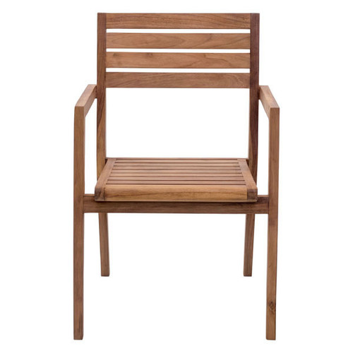 Nautical Dining Arm Chair Natural (Minimum Qty of 2)