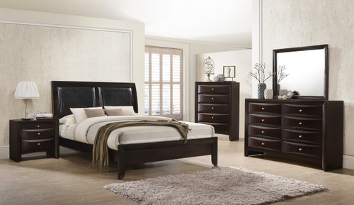 Emily Collection Complete Bedroom Set
