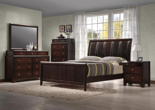 Rivoli-Torino Collection Complete Bedroom Set