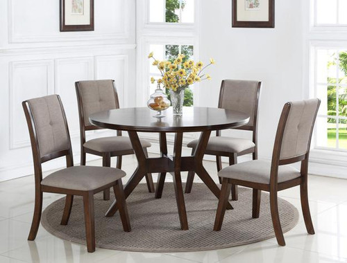 BARNEY DINING TABLE TOP 5 Piece Set