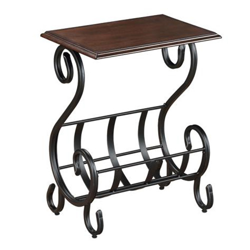 WILLA CHAIRSIDE TABLE