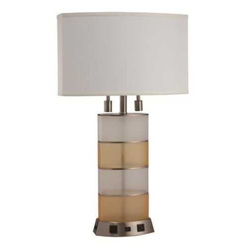 TABLE LAMP W/READING