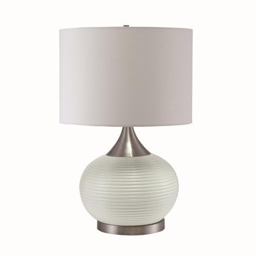 CERAMIC TABLE LAMP 2