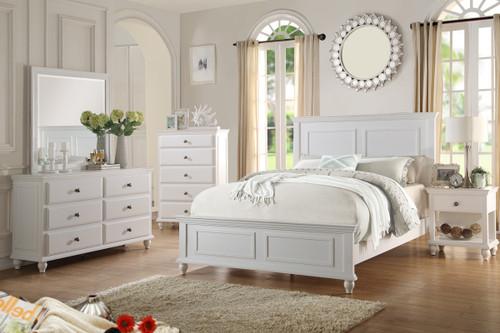 CATHERINE WHITE BEDROOM