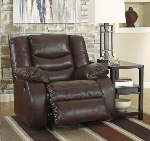 Ashley Espresso Recliner - 952-ESP