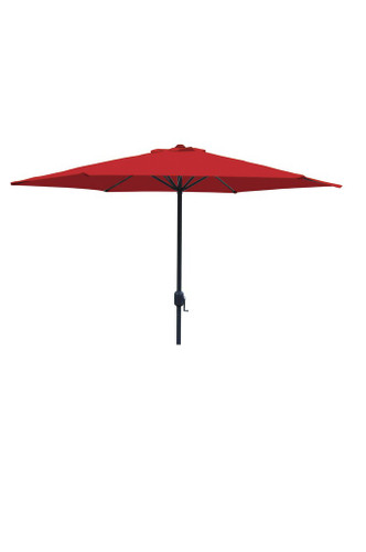OUTDOOR UMBRELLA TERRA COTTA