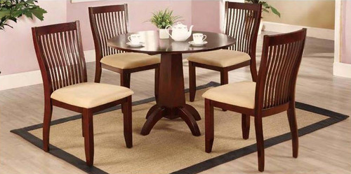ANTONIO COUNTER HEIGHT TABLE TOP 5 PC Set - D043-T