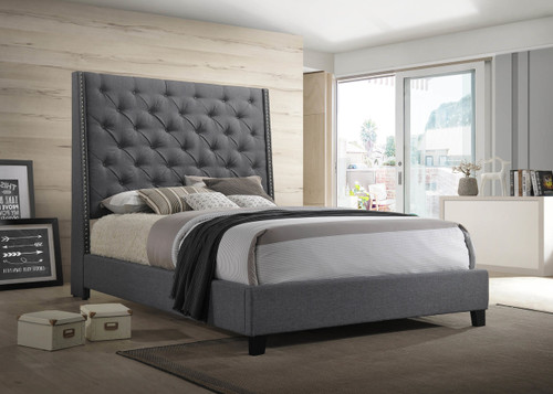 CHANTILLY QUEEN BED - 5265GY
