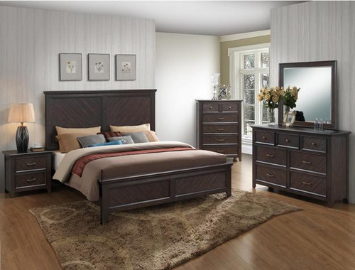 CHARLES BEDROOM SET -B6300