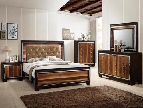 KELDA BEDROOM SET-B7700