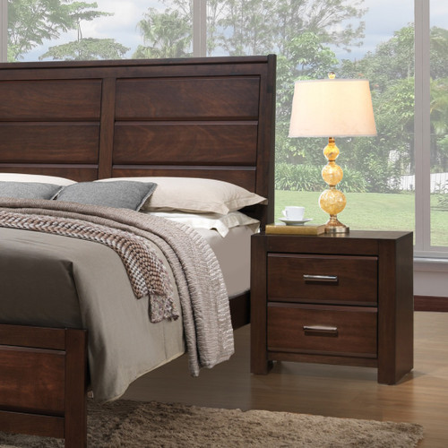 CAMBRIDGE NIGHT STAND-B5400/2