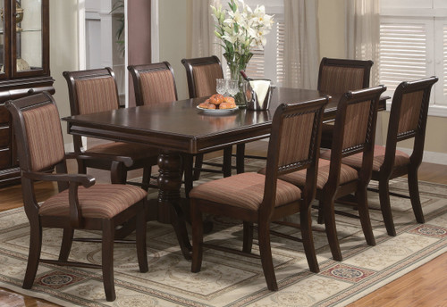 MERLOT DINING TABLE