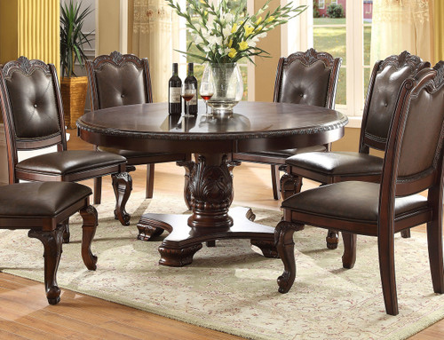 KIERA ROUND DINING TABLE