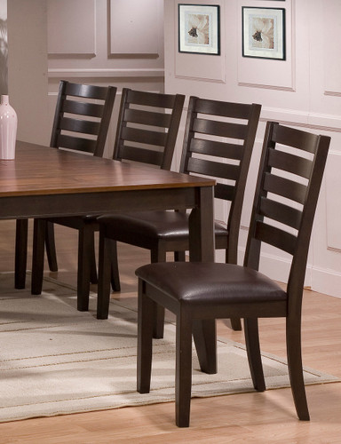 ELLIOTT SIDE CHAIR 2 PCS SET-2328/S