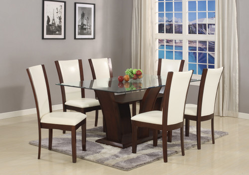 CAMELIA DINING TABLE-1210T/4272/BASE