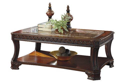 STEFANO BROWN COFFEE TABLE-T705
