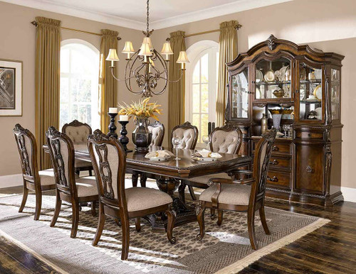 BONAVENTURE PARK COLLECTION DINING TABLE 5 PCS SET-1935