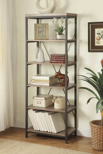 DARIA COLLECTION BOOKCASE
