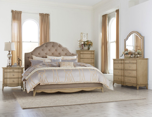 ASHDEN COLLECTION 6 PCS BEDROOM SET-1918