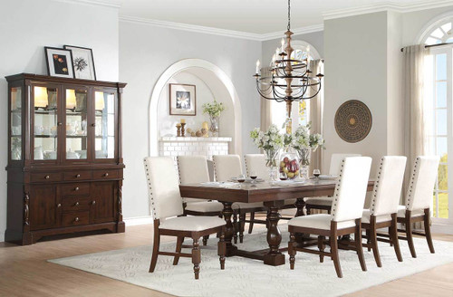YATES COLLECTION DINING TABLE 5 PCS SET-5167