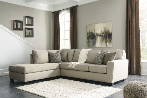 CALICHO ECRU COLLECTION SECTIONAL SET