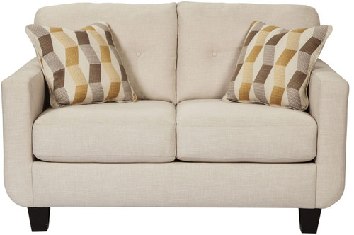 DRASCO MARBLE COLLECTION SOFA AND LOVE SEAT 2 PCS SET