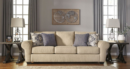 DENITASSE PARCHMENT COLLECTION QUEEN SOFA SLEEPER-84904-39