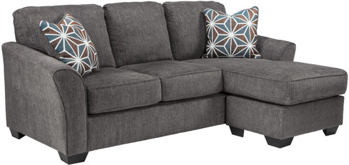 BRISE SLATE COLLECTION QUEEN SOFA CHAISE SLEEPER