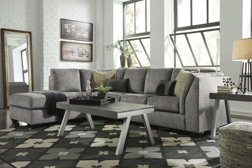 BELCASTEL ASH COLLECTION SECTIONAL SET