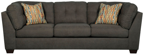 DELTA CITY STEEL COLLECTION SOFA AND ARMLESS LOVE SEAT 2 PCS SET
