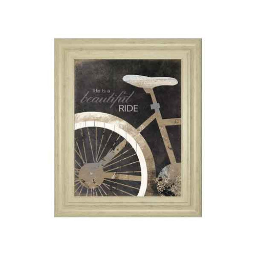 LIFE IS A BEAUTIFUL RIDE BY MARLA RAE 22x26