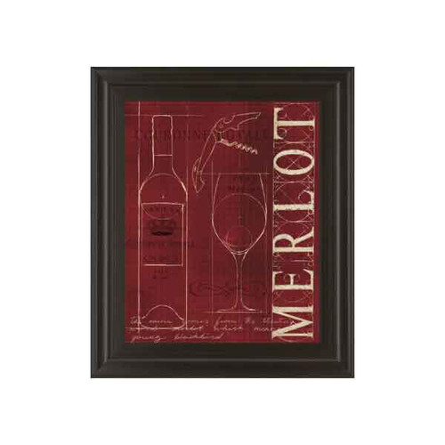 WINE BLUEPRINT II BY MARCO FABIANO 22x26