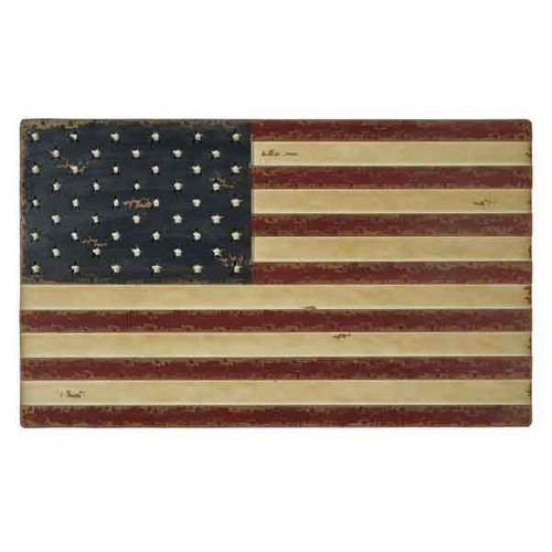 AMERICAN FLAG 40x24