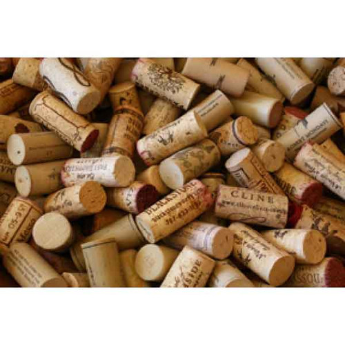 A COLLECTION OF CORKS 60x40