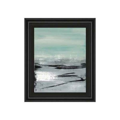 BEACH II BY HEATHER MCALPINE 22x26