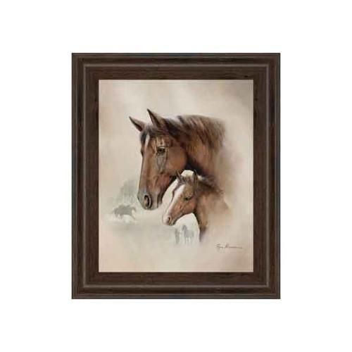 RACE HORSE I 22x26