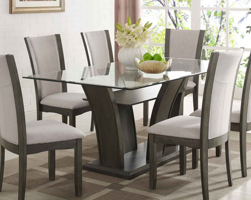 CAMELIA DINING TABLE GREY