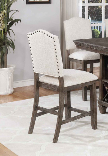 REGENT COUNTER HEIGHT CHAIR 2 PCS SET-2772S-24