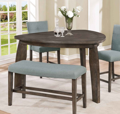 HOLLIS TRIANGLE COUNTER HEIGHT TABLE